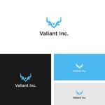 Valiant Inc. Logo - Entry #495