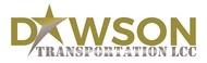 Dawson Transportation LLC. Logo - Entry #53