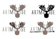 ArtMoose Logo - Entry #8