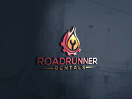 Roadrunner Rentals Logo - Entry #97