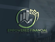 Empowered Financial Strategies Logo - Entry #80