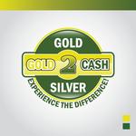 Gold2Cash Logo - Entry #16