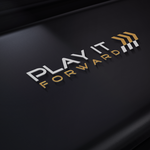 Play It Forward Logo - Entry #184