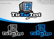 TicTacTest Logo - Entry #110