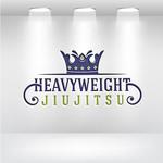 Heavyweight Jiujitsu Logo - Entry #15