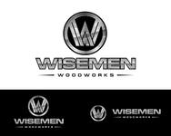 Wisemen Woodworks Logo - Entry #139