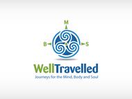 Well Traveled Logo - Entry #30