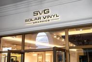 Solar Vinyl Graphics Logo - Entry #281