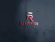 Revolution Fence Co. Logo - Entry #320