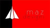 Maz Designs Logo - Entry #153