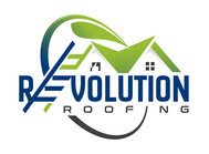 Revolution Roofing Logo - Entry #539
