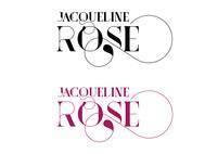 Jacqueline Rose  Logo - Entry #85