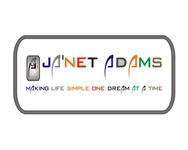 Ja'Net Adams  Logo - Entry #96
