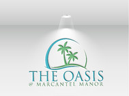 The Oasis @ Marcantel Manor Logo - Entry #102