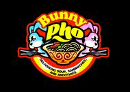 Bunny Pho Logo - Entry #52