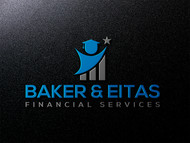 Baker & Eitas Financial Services Logo - Entry #136