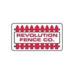 Revolution Fence Co. Logo - Entry #40
