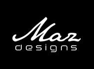 Maz Designs Logo - Entry #262