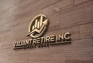 Valiant Retire Inc. Logo - Entry #293