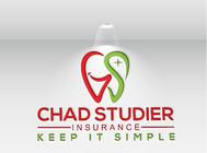 Chad Studier Insurance Logo - Entry #253