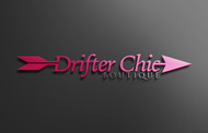 Drifter Chic Boutique Logo - Entry #105
