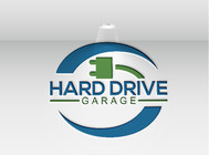 Hard drive garage Logo - Entry #282