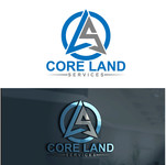 CLS Core Land Services Logo - Entry #24