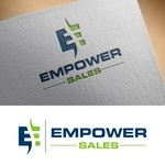 Empower Sales Logo - Entry #291