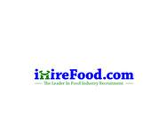 iHireFood.com Logo - Entry #1