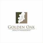 Golden Oak Wealth Management Logo - Entry #90