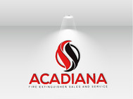 Acadiana Fire Extinguisher Sales and Service Logo - Entry #66