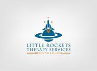 Little Rockets Therapy Services Logo - Entry #57