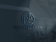 Property Wealth Management Logo - Entry #45
