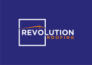 Revolution Roofing Logo - Entry #27