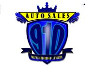910 Auto Sales Logo - Entry #25