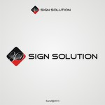 3D Sign Solutions Logo - Entry #115
