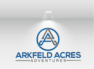 Arkfeld Acres Adventures Logo - Entry #168