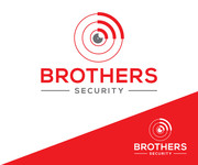 Brothers Security Logo - Entry #179
