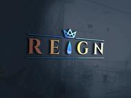 REIGN Logo - Entry #154