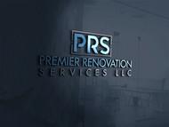 Premier Renovation Services LLC Logo - Entry #166