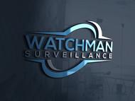 Watchman Surveillance Logo - Entry #189