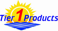 Tier 1 Products Logo - Entry #321
