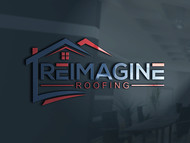 Reimagine Roofing Logo - Entry #102