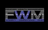 Fiduciary Wealth Management (FWM) Logo - Entry #14