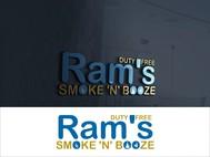 Rams Duty Free + Smoke & Booze Logo - Entry #308