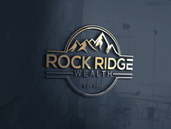 Rock Ridge Wealth Logo - Entry #281