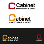 Cabinet Makeovers & More Logo - Entry #113