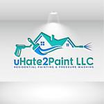 uHate2Paint LLC Logo - Entry #173