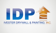 IVESTER DRYWALL & PAINTING, INC. Logo - Entry #71