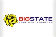 Big State Apartment Locators Logo - Entry #57